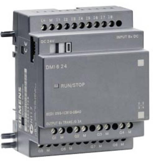Siemens LOGO! DM16 24 PLC-uitbreidingsmodule 6ED1055-1CB10-0BA0 24 V/DC