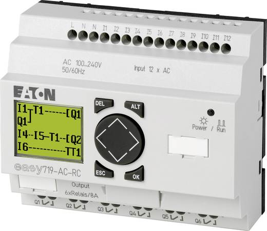 Eaton easy 719-AC-RC PLC-aansturingsmodule 274115 115 V/AC, 230 V/AC