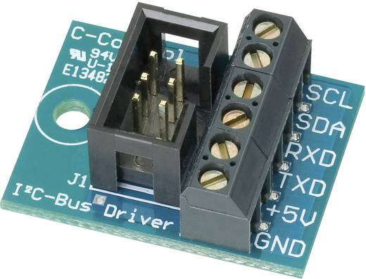 C-Control Vermogensdriver 198280 I²C Geschikt voor serie: C-Control