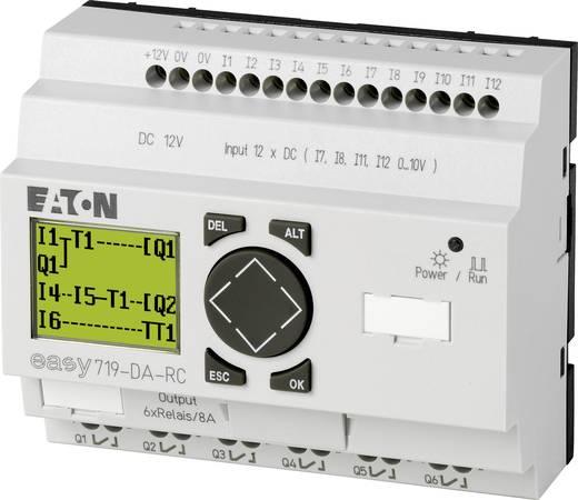 Eaton easy 719-DA-RC PLC-aansturingsmodule 274117 12 V/DC