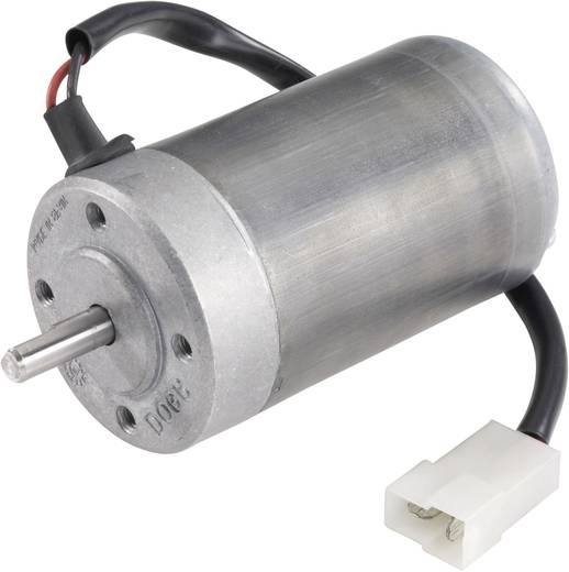 DOGA DO16241012B00/3008 Gelijkstroommotor 12 V 7.5 A 0.18 Nm 2800 omw/min As-diameter: 8 mm