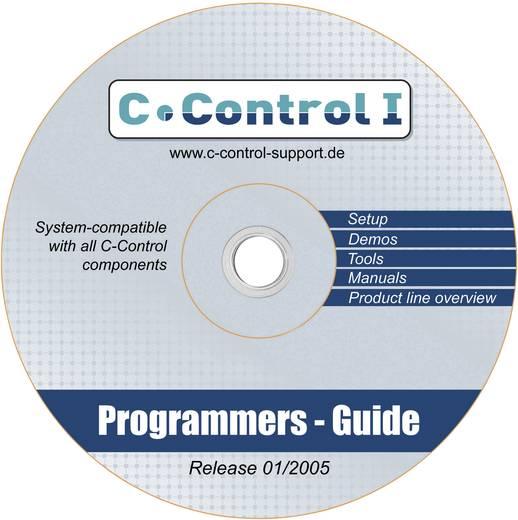 C-Control Software 198446 Geschikt voor serie: C-Control