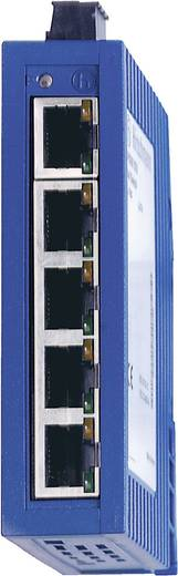 Industriële switch unmanaged Hirschmann SPIDER 5TX Aantal ethernet-poorten 5 LAN-overdrachtsnelheid 100 Mbit/s Voedings