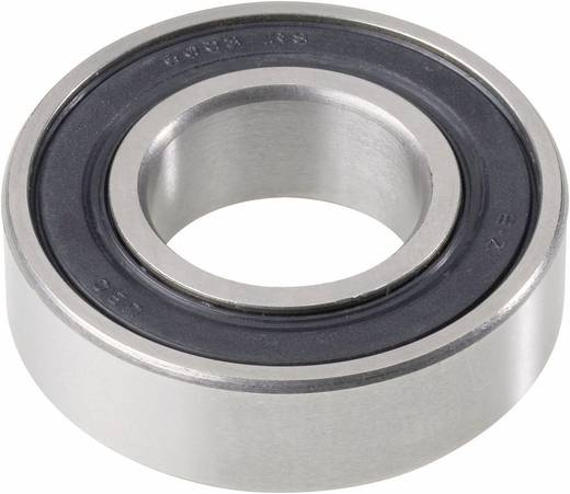 UBC Bearing 61802 2RS Groefkogellagers serie 6100 Boordiameter 15 mm Buitendiameter 24 mm Toerental (max.) 17000 omw/min