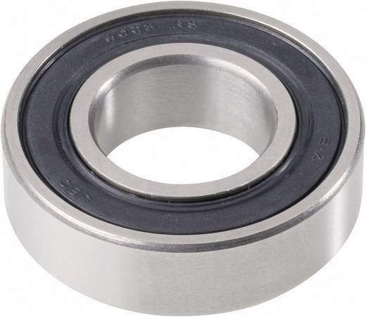 UBC Bearing 6208 2RS Groefkogellagers serie 6200 Boordiameter 40 mm Buitendiameter 80 mm Toerental (max.) 5600 omw/min