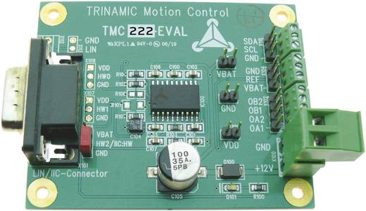 Trinamic TMC222 Evaluation Board