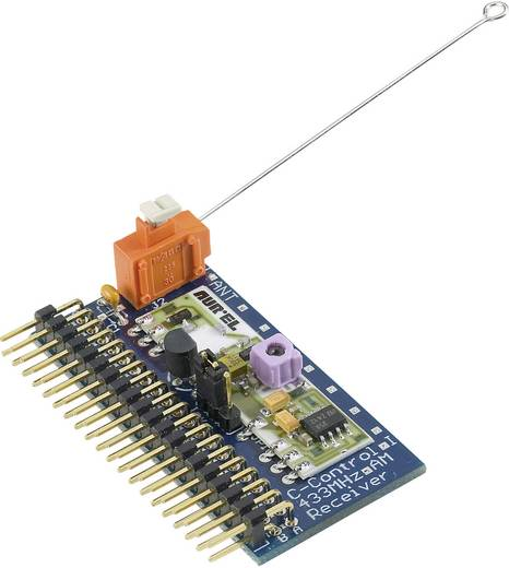 C-Control Functie ontvanger 198810 433MHz Geschikt voor serie: C-Control