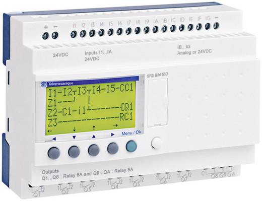 Schneider Electric SR3 B101FU PLC-aansturingsmodule SR3B101FU 115 V/AC, 230 V/AC
