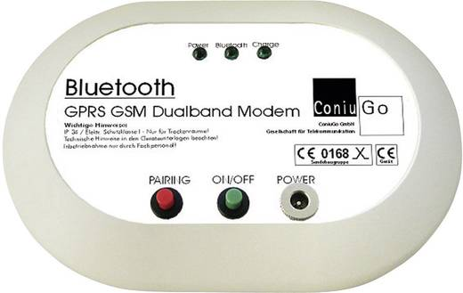 ConiuGo GPRS GSM dualbandmodem/Bluetooth 5 - 6 V/DC Interface(s) Bluetooth