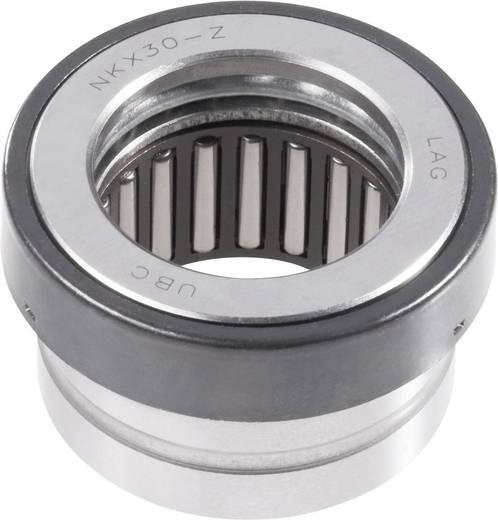UBC Bearing NKX 10 Z Axiale naaldgroefkogellager NKX-Z DIN 5429 Boordiameter 10 mm Buitendiameter 25.2 mm Toerental (max.) 12400 omw/min