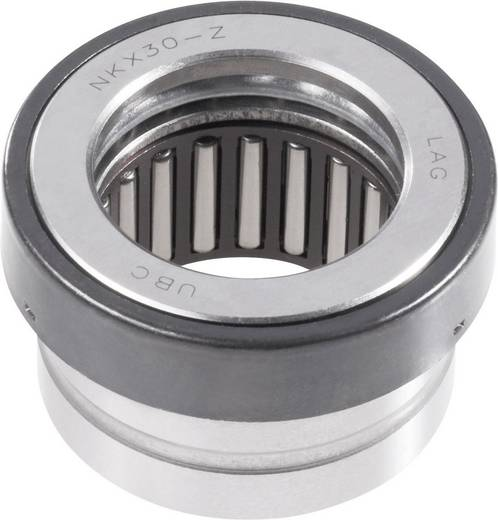 UBC Bearing NKX 20 Z Axiale naaldgroefkogellager NKX-Z DIN 5429 Boordiameter 20 mm Buitendiameter 36.2 mm Toerental (max.) 7200 omw/min