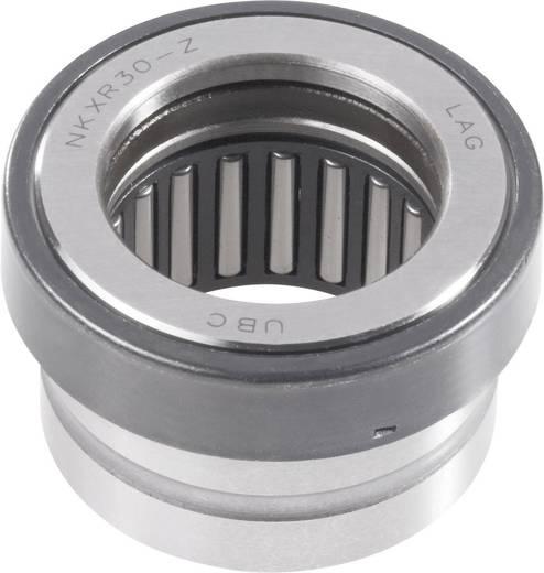 Enkele rij cilindrische kogellagers ontwerp N HTB NKXR 17 Z Boordiameter 17 mm Buitendiameter 31.2 mm Toerental (max.) 8