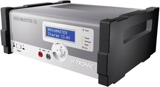 H-Tronic AccuMaster C5 acculader voor NiCd, NiMH, Li-ion, Li-poly, Loodgel, Loodzuur, Loodvlies accu's, Laadstroom (max.
