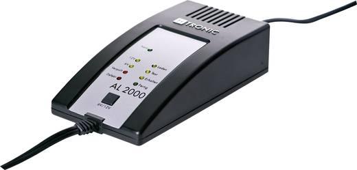 H-Tronic AL 2000 Loodaccu-lader 6 V, 12 V Loodzuur, Loodvlies, Loodgel, Li-ion