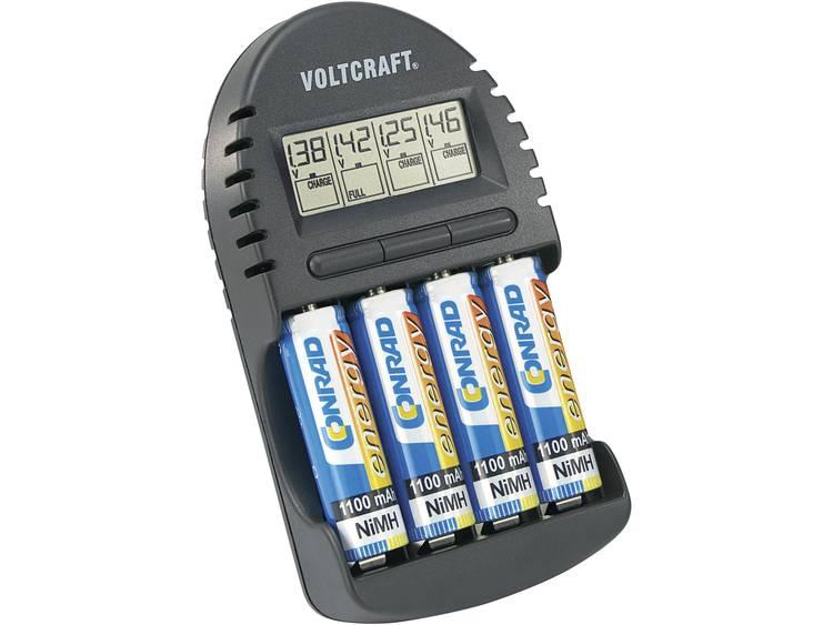 VOLTCRAFT BC-300 Batterijlader BC-300