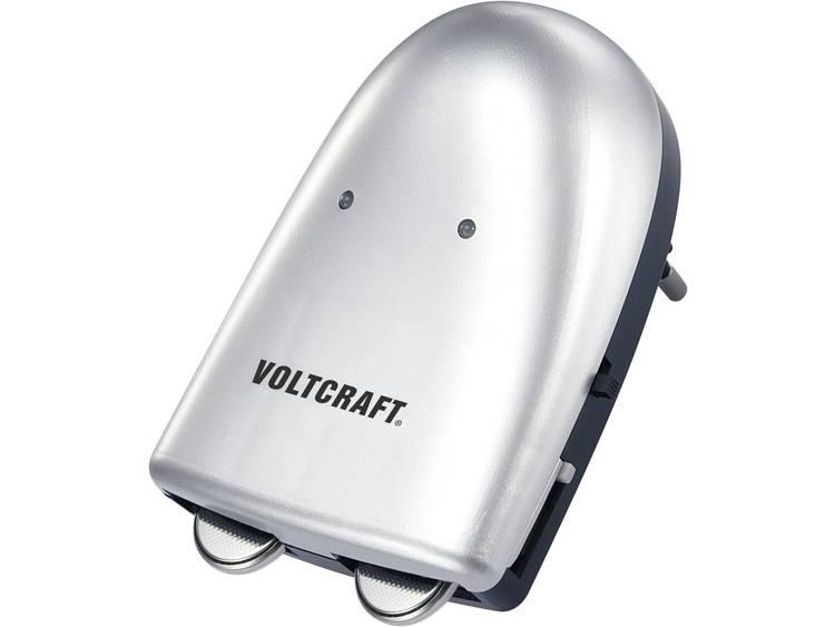 VOLTCRAFT Lithium knoopcellader, 2-voudig Max. laadstroom 30 mA 200520 Knopfzellenlader