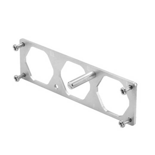 Montageframe HDC 24B HP550 MPL3 TYP1 Weidmüller Inhoud: 1 stuks