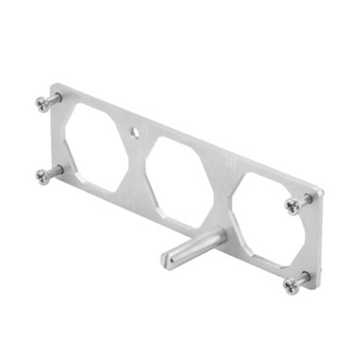 Montageframe HDC 24B HP550 MPL3 TYP2 Weidmüller