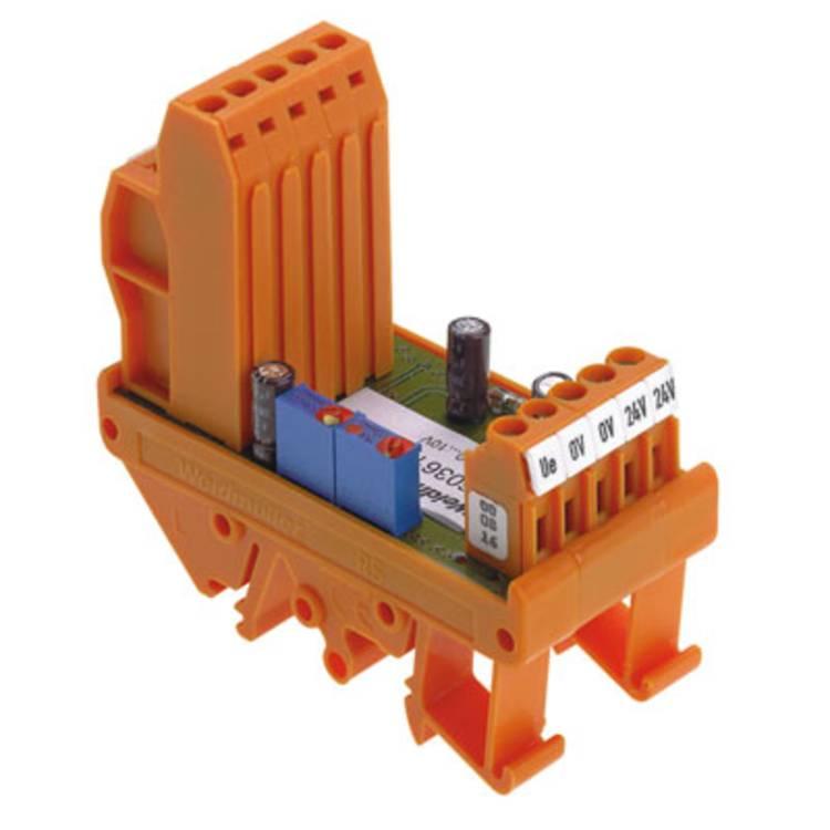 A/D-converter RS U-D8 0...10V Fabrikantnummer 1160361001WeidmüllerInhoud: 1 stuks