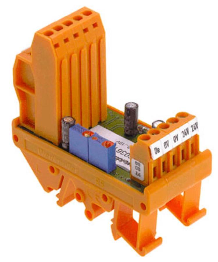 A/D-converter RS I-D8 0...20MA Fabrikantnummer 1160561001WeidmüllerInhoud: 1 stuks