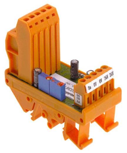 D/A-converter RS D8-I 0...20MA Fabrikantnummer 1165861001WeidmüllerInhoud: 1 stuk