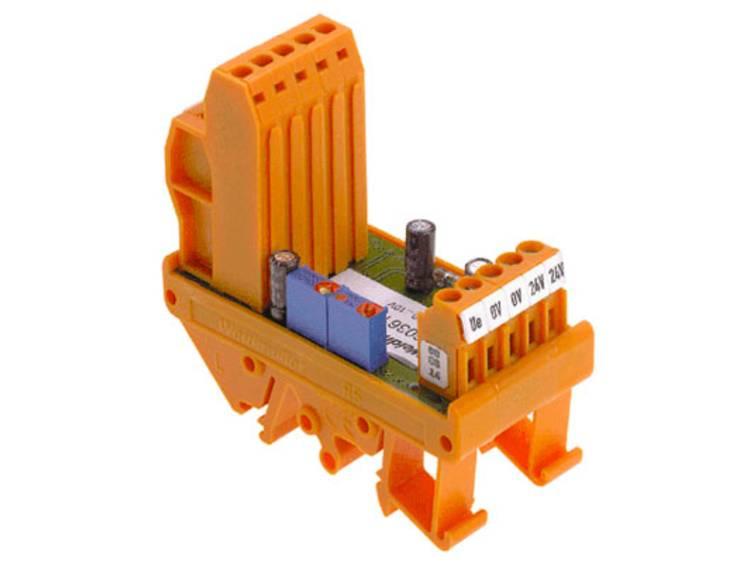 A/D-converter RS I-D8 4...20MA Fabrikantnummer 1168561001WeidmüllerInhoud: 1 stuks