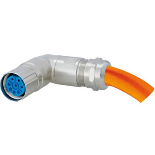 Sensor/actorstekker, inbouwstekker, lege behuizing SAI-M23-GSW-L-7/12