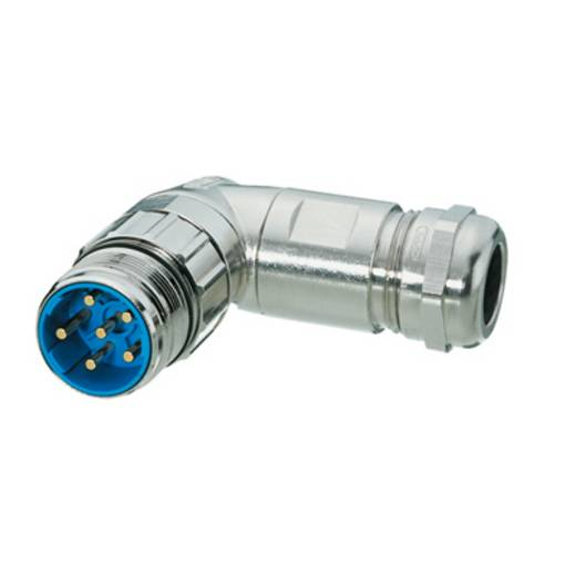 Sensor/actorstekker, inbouwstekker, lege behuizing SAI-M23-KSW-L-7/12