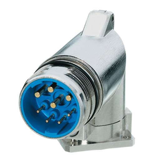 Sensor/actorstekker, inbouwstekker, lege behuizing SAIE-M23-L-W