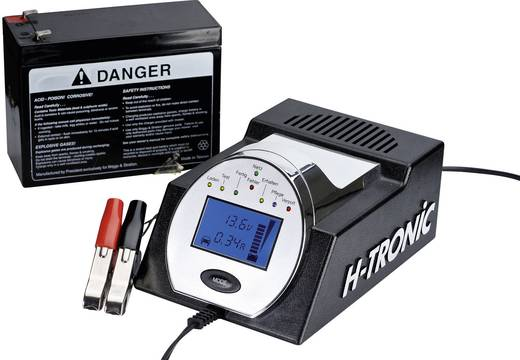H-Tronic HTDC 5000 Loodaccu-lader 12 V Loodgel, Loodzuur, Loodvlies