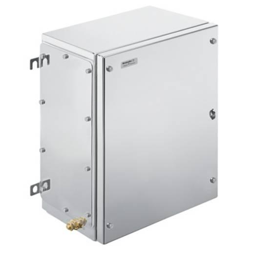 Weidmüller KTB MH 403020 S4E4 Installatiebehuizing 200 x 300 x 400 RVS 1 stuks