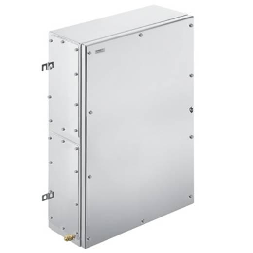 Weidmüller KTB MH 765015 S4E3 Installatiebehuizing 150 x 508 x 762 RVS 1 stuks