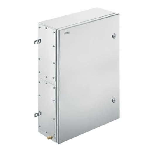 Weidmüller KTB QL 765015 S4E4 Installatiebehuizing 150 x 508 x 762 RVS 1 stuks