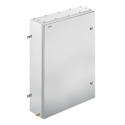 Installatiebehuizing 200 x 610 x 914 RVS Weidmüller KTB QL 916120 S4E2 1 stuks