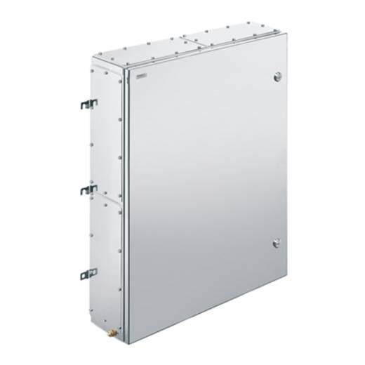 Installatiebehuizing 200 x 740 x 980 RVS Weidmüller KTB QL 987420 S4E2 1 stuks