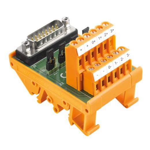 Weidmüller RS 4AIO DP-M258 SD S Overdrachtelement 1 stuks 50, 25 V/DC, V/AC (max)