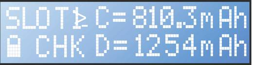 VOLTCRAFT CM420 Batterijlader NiCd, NiMH AAA (potlood), AA (penlite)