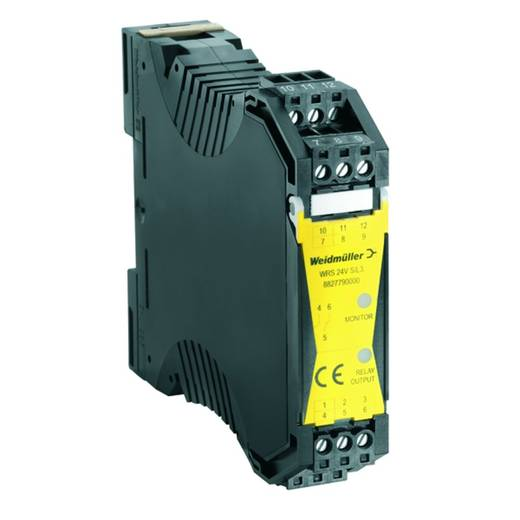 Weidmüller SCS 24VDC P1SIL3DS MG3 1 stuks (b x h x d) 22.5 x 117.2 x 114 mm
