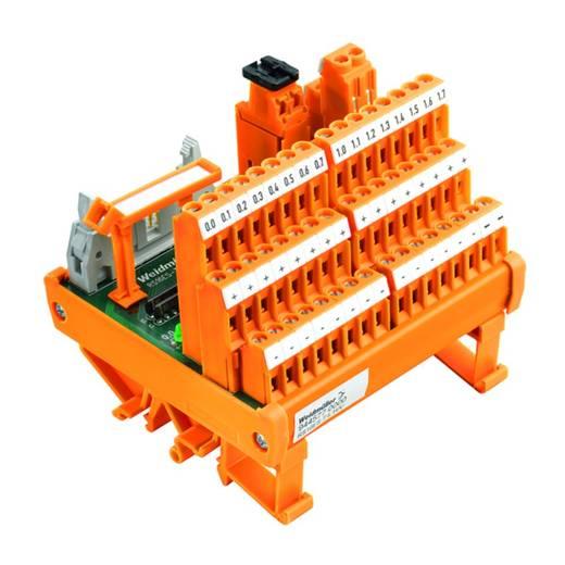 Relaiskoppeling Weidmüller RS 18 24VDC LD 4U LP 0126011001<