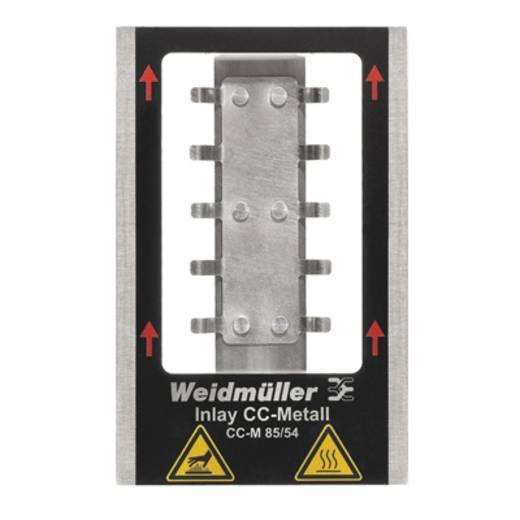 Inlay voor Printjet Pro INLAY CC-M 85/54 Weidmüller Inhoud: 1 stuks