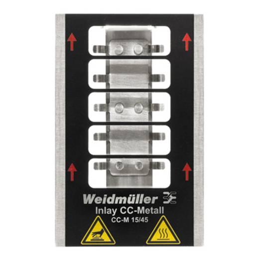 Inlay voor Printjet Pro INLAY CC-M 15/45 1341090000 Weidmüller 1 stuks