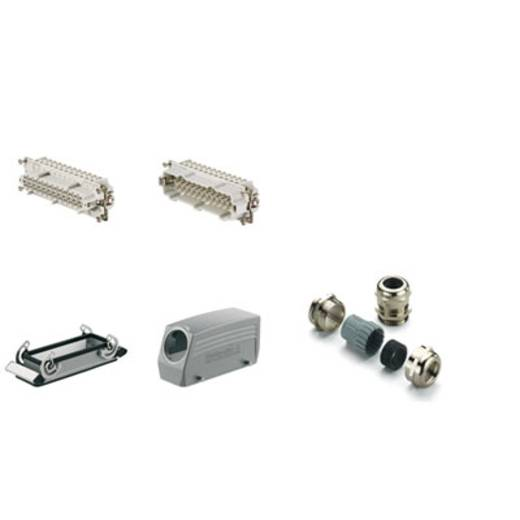 Weidmüller 1712530000 Stekkerverbinder-set RockStar HDC HE 1 stuks