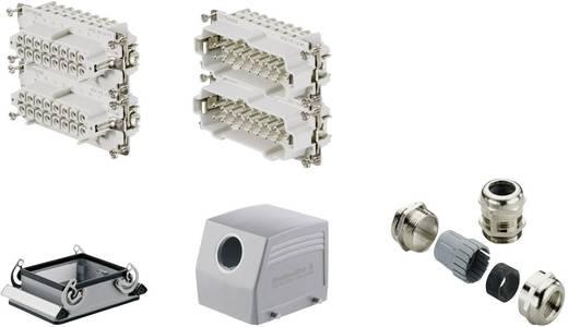 Weidmüller 1712540000 Stekkerverbinder-set RockStar HDC HE 1 stuks