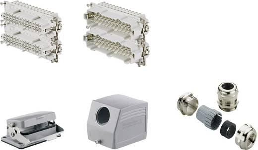 Weidmüller 1712550000 Stekkerverbinder-set RockStar HDC HE 1 stuks