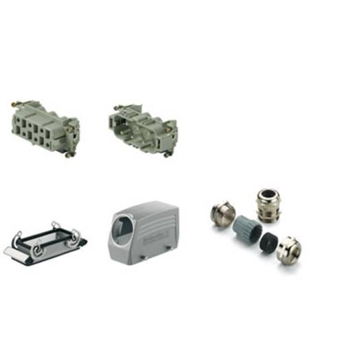 Weidmüller 1724000000 Stekkerverbinder-set RockStar HDC HSB 1 stuks