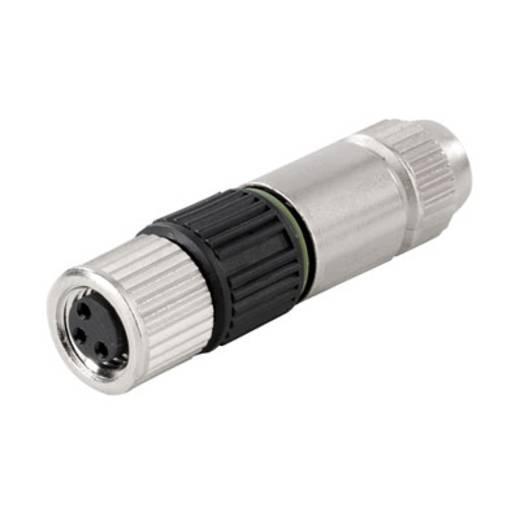 Weidmüller SAIB-3-IDC-M8 SMALL 1784030001 Sensor-/actorinsteekverbindingen bus Inhoud: 1 stuks