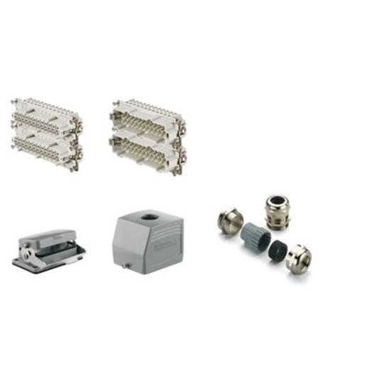 Weidmüller 1802360000 Stekkerverbinder-set RockStar HDC HE 1 stuks