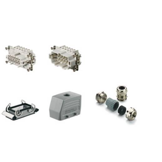 Weidmüller 1802410000 Stekkerverbinder-set RockStar HDC HE 1 stuks