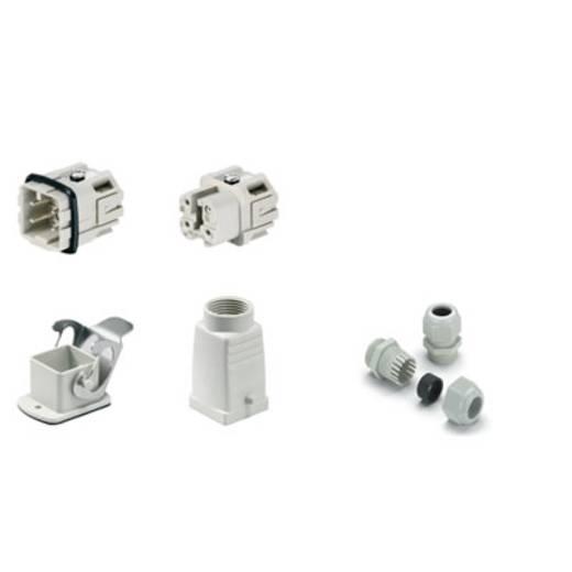 Weidmüller 1802460000 Stekkerverbinder-set RockStar HDC HA 1 stuks