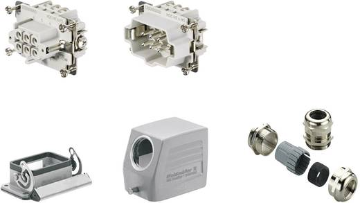 Weidmüller 1802730000 Stekkerverbinder-set RockStar HDC HE 1 stuks